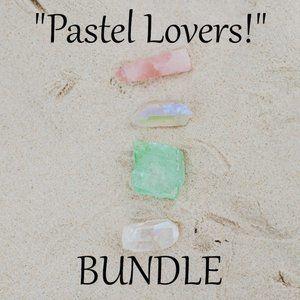 """""""Pastel Lovers!"""" bundle tank tops"""